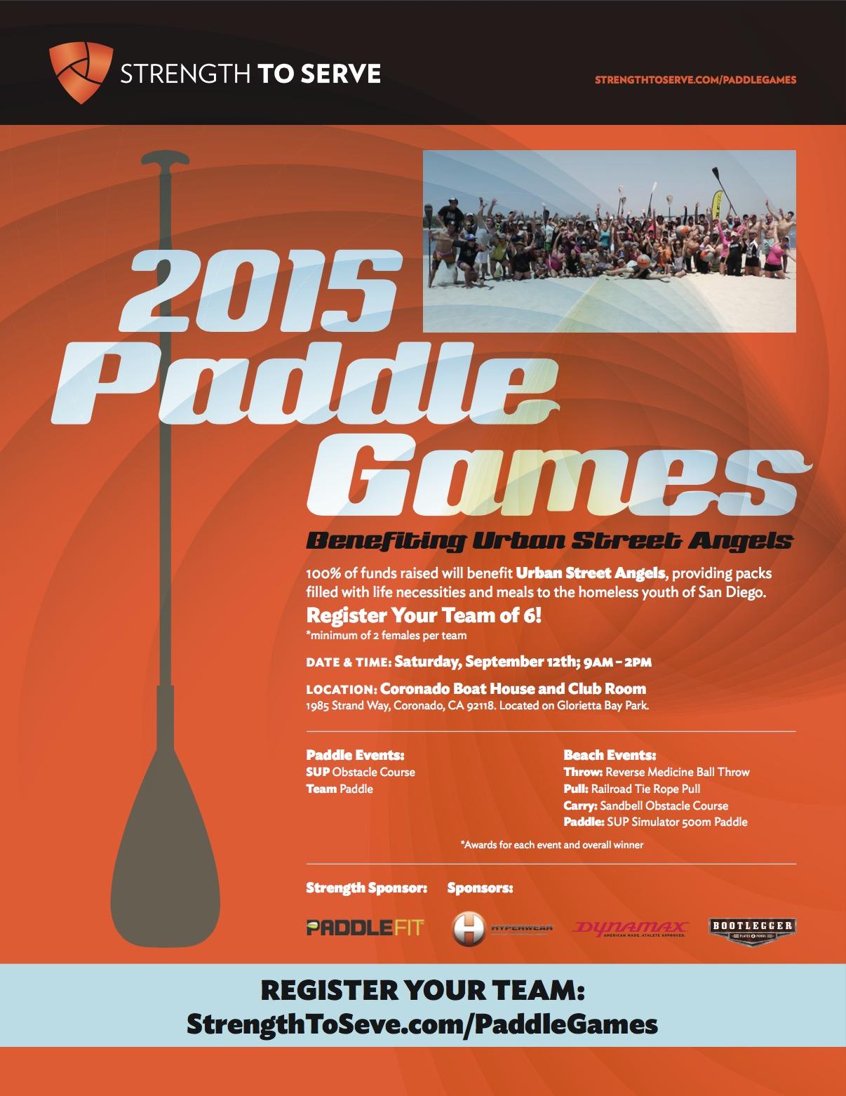 2015PaddleGames